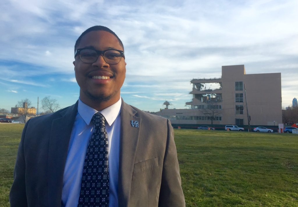 Why Malcolm Kenyatta is pushing to improve his North Philly home