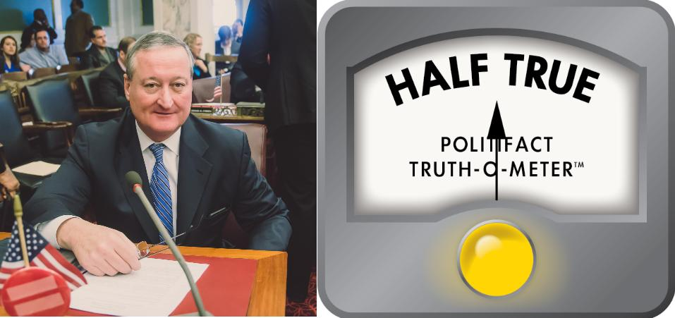 Kenney Fact Check