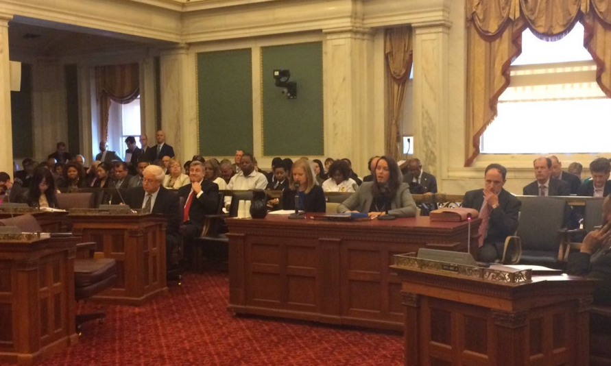 Budget hearings took place Tuesday in Philadelphia City Council.