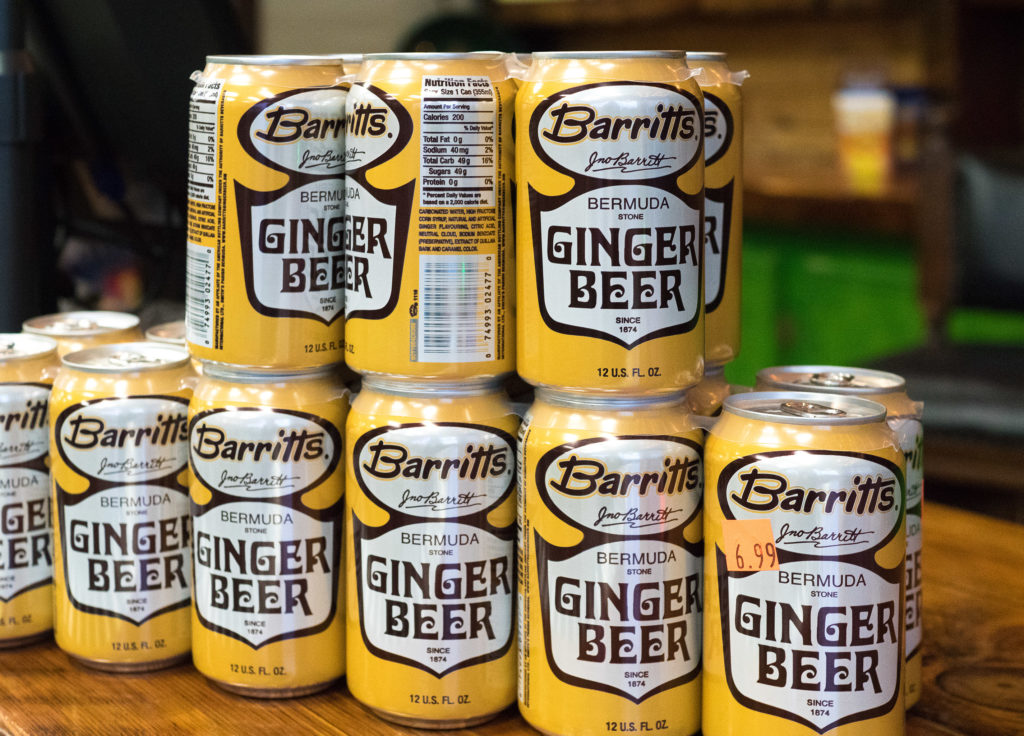 Not just beer: Mixers for cocktails are also sold