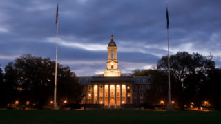 Old Main at Penn State