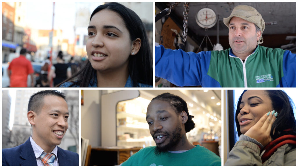 Some Philadelphians think accents change by neighborhood or ethnicity. Others don't.