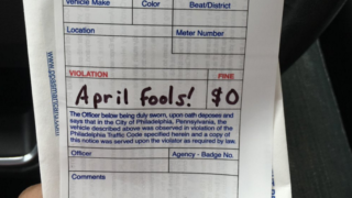 Apparently the PPA was having some fun today.