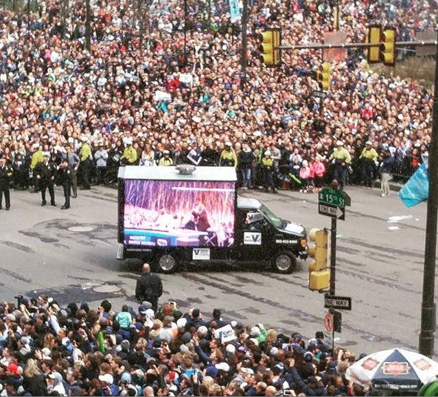 Villanova Parade