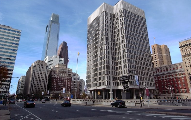 Philadelphia Municipal Services Building
