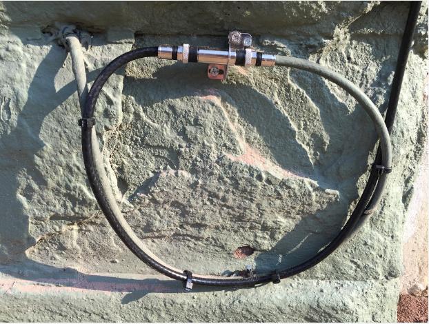 Comcast wire