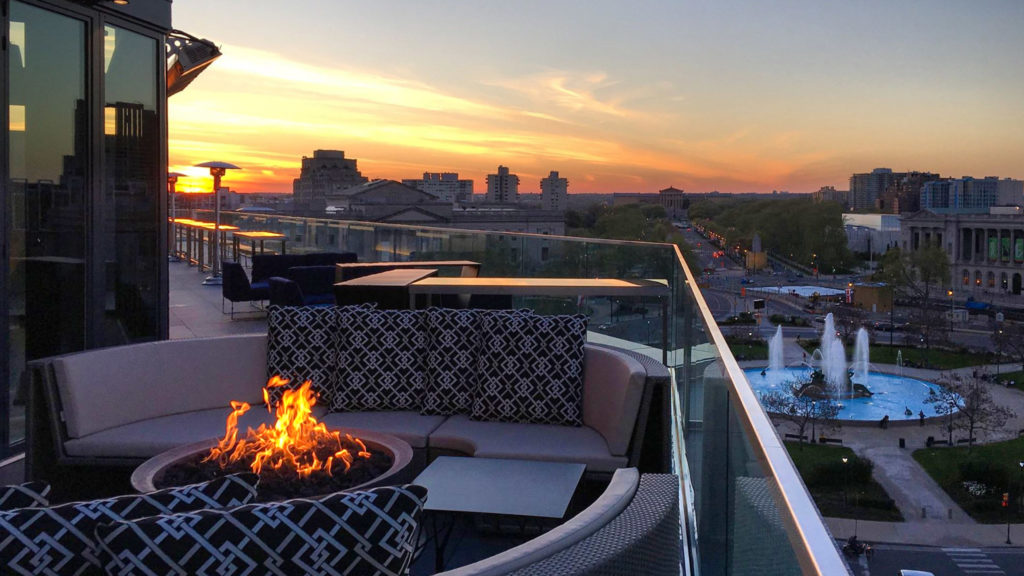 Assembly at the Logan hotel may be the first of many new roofdeck bars in the city