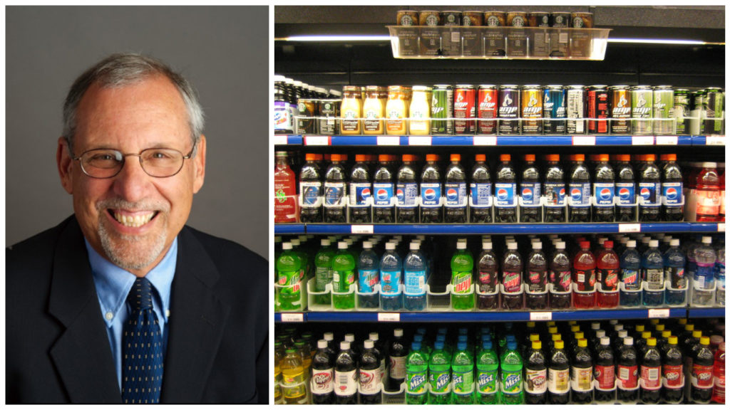 Councilman Laurie Capitelli spearheaded the effort to bring a tax on sugar-sweetened beverages to Berkeley, Calif.