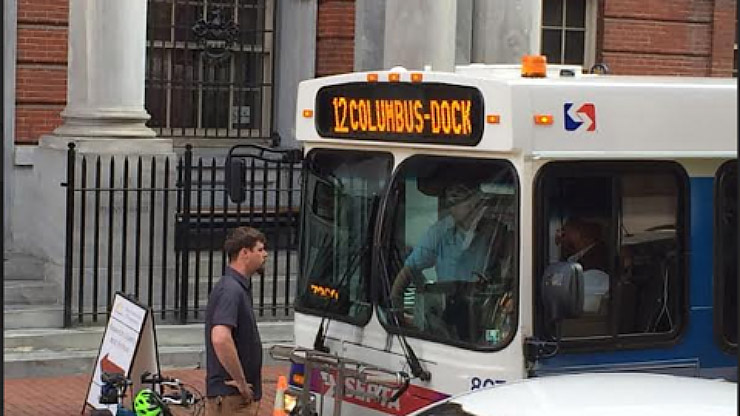 cyclist-bus
