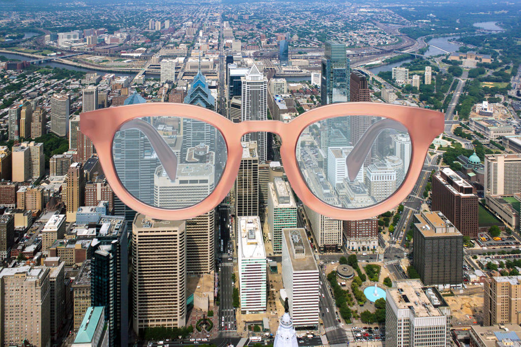 Where to get free or affordable glasses in Philadelphia - On