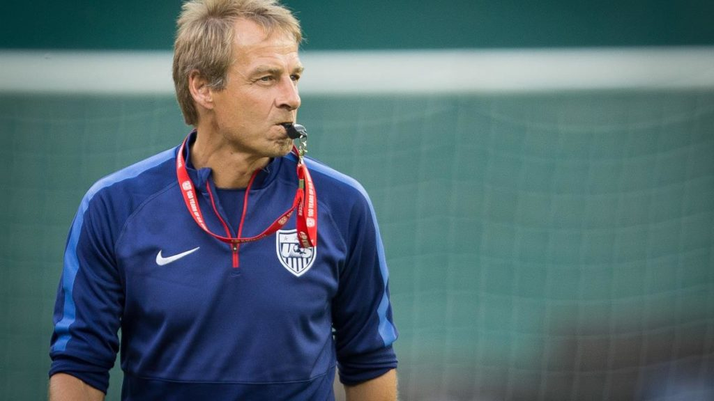 Jurgen Klinsmann will be on the hottest of seats if the U.S. fails to get a result in Philly on Saturday