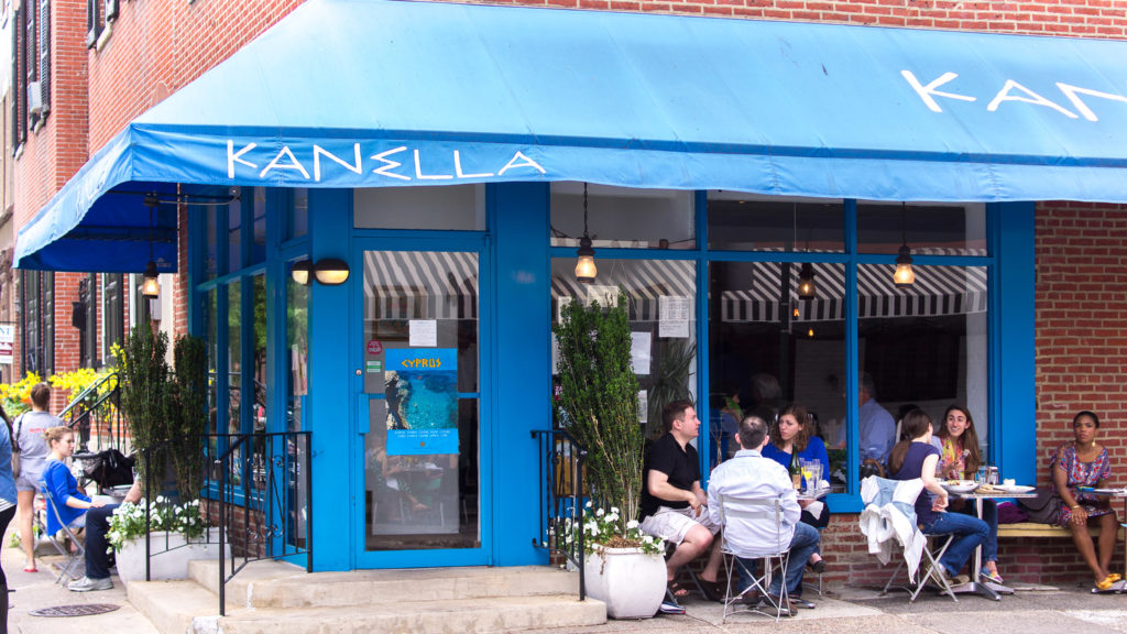 This summer, the former home of Kanella will reopen as Kanella Grill