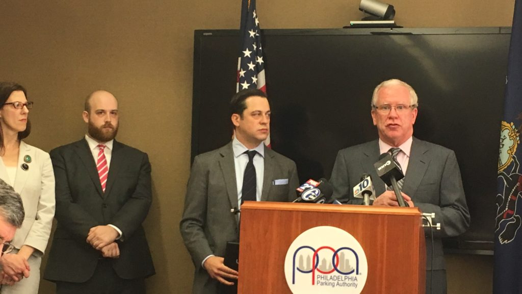 The PPA's Vince Fenerty and UberPhilly's Jon Feldman discussed specifics of the PPA's agreement to stop its enforcement of Uber until September 30.