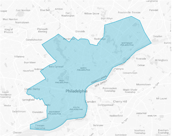 UberPOOL philly