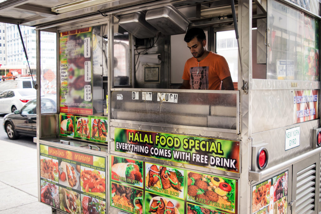 Why you're seeing more and more halal trucks on Philly