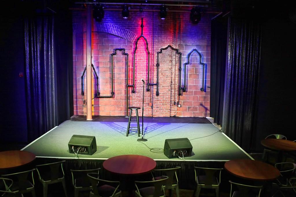 The intimate venue is designed for Philadelphia