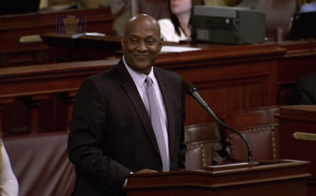 Candidate for U.S. Congress Dwight Evans