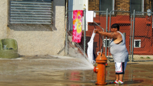 No, you can't open up a Philly fire hydrant for fun. Sorry.