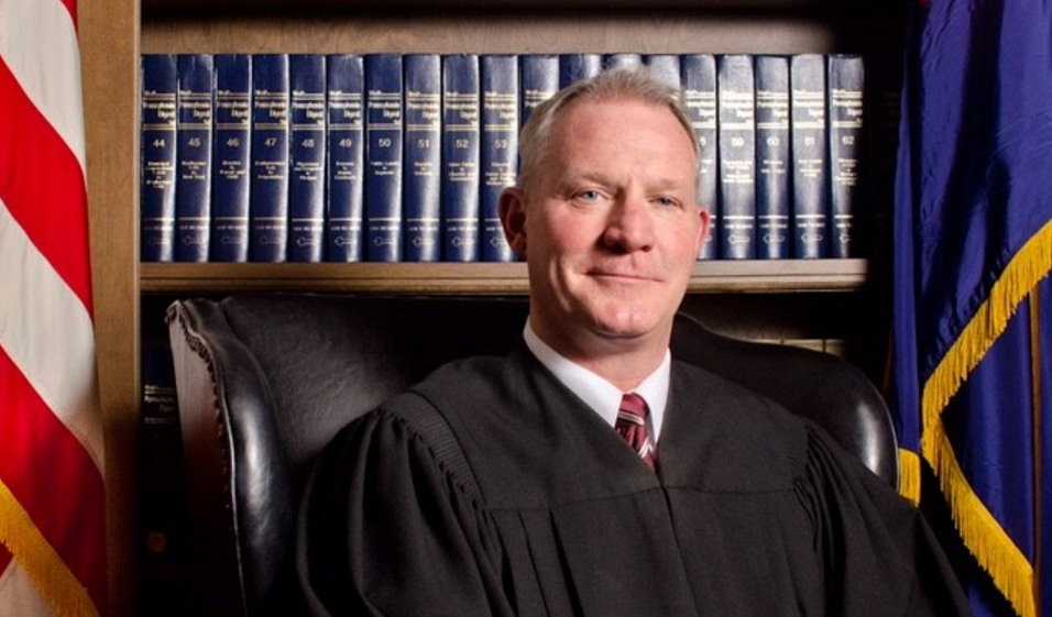 State Supreme Court Justice Kevin Dougherty