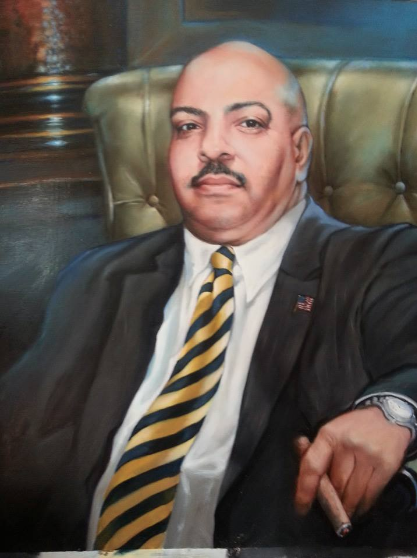 Portrait of Seth Williams