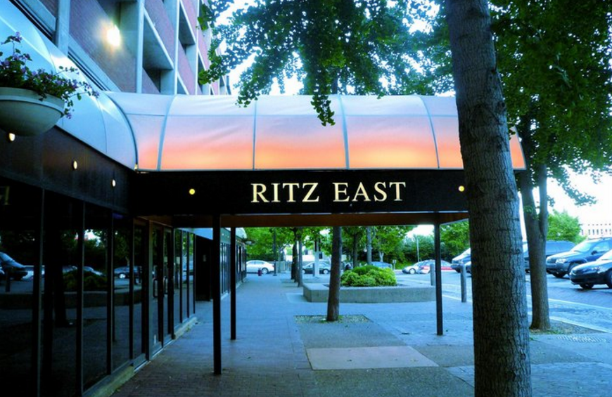 Ritz Five Parking
