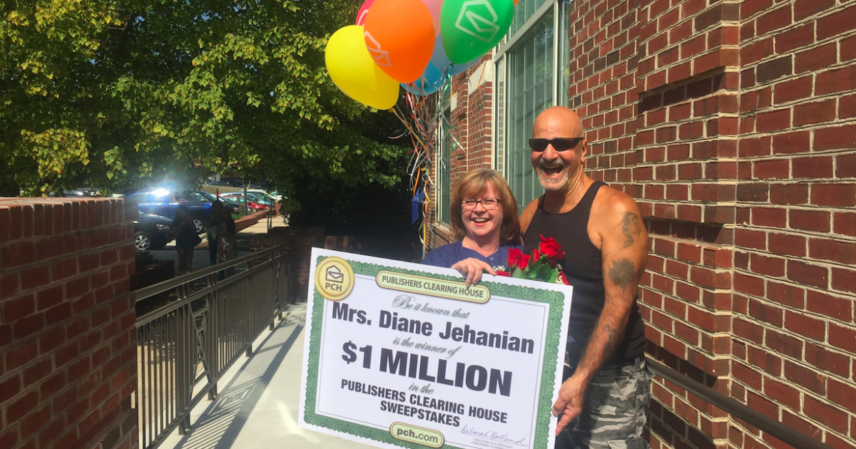 Publishers Clearing House's $1 million Philly giveaway - On