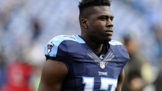 Former Tennessee receiver Dorial Green-Beckham was traded to the Eagles for offensive lineman Dennis Kelly.