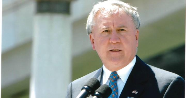 Attorney General candidate John Rafferty