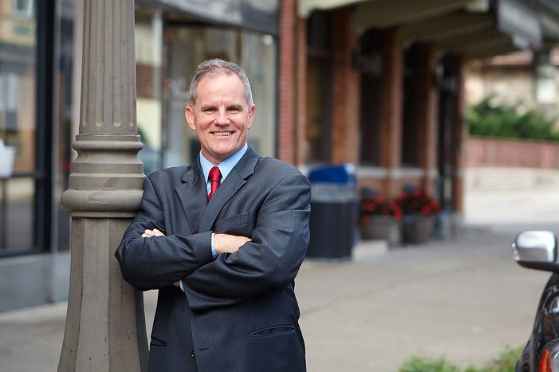 Auditor General candidate John Brown