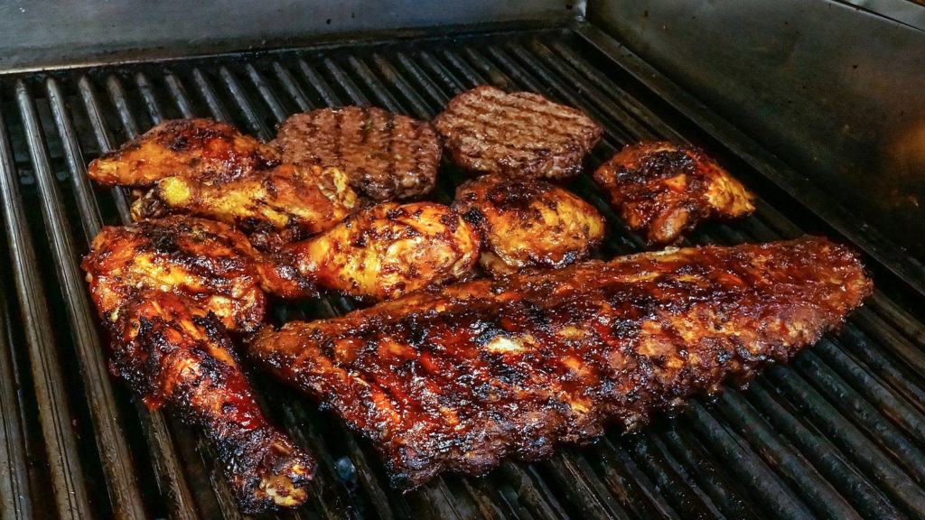 Happy Labor Day! Have a barbecue. Or don't.