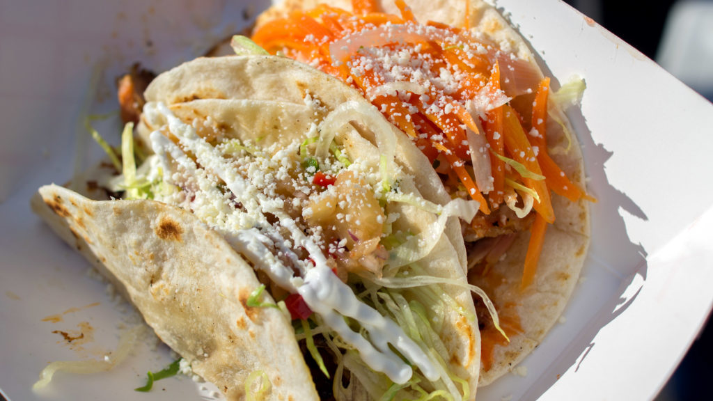 Late-night tacos from Calle Del Sabor have been a thing for more than 5 years