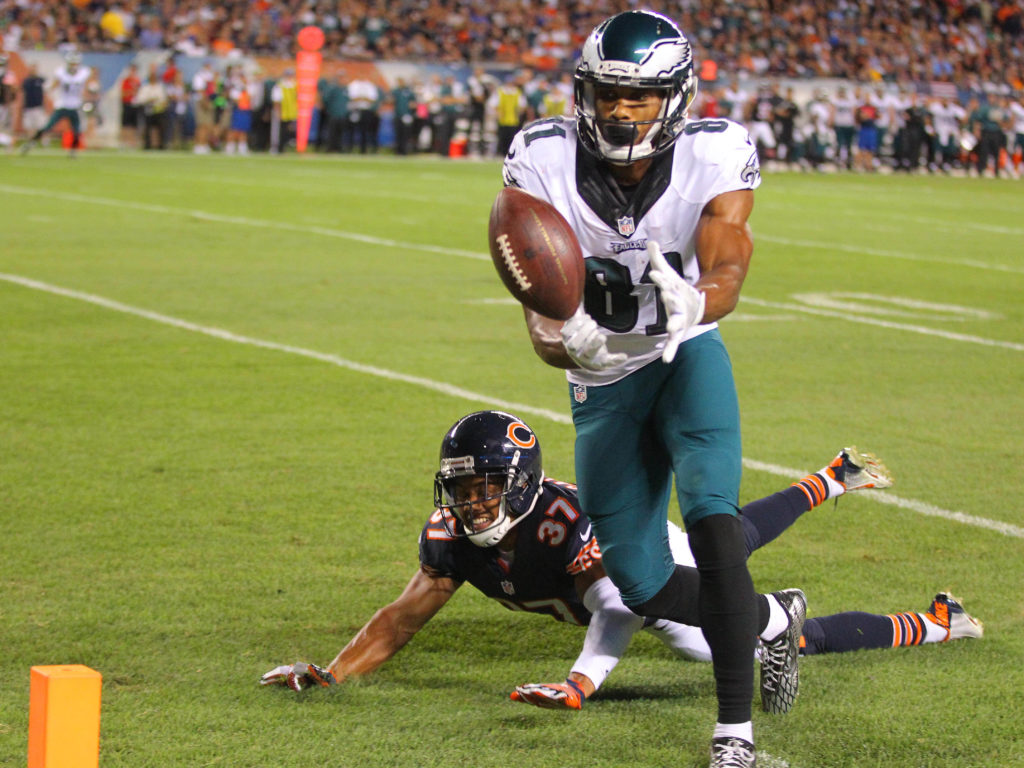 The Eagles chose to deal Jordan Matthews rather than hold onto him longterm.
