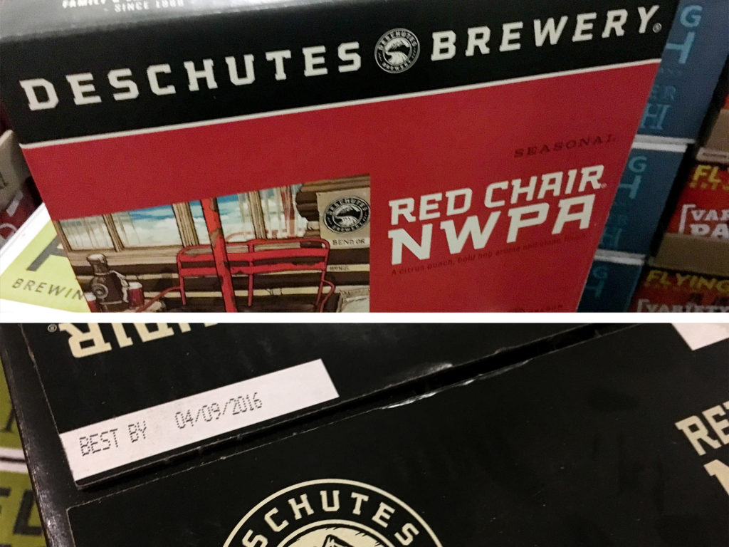 Deschutes Brewery didn't want this beer on store shelves in September