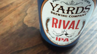 Yards Rival IPA is the new kid on the block in a crowded field