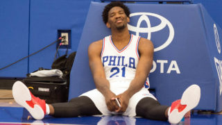 NBA: Philadelphia 76ers-Media Day