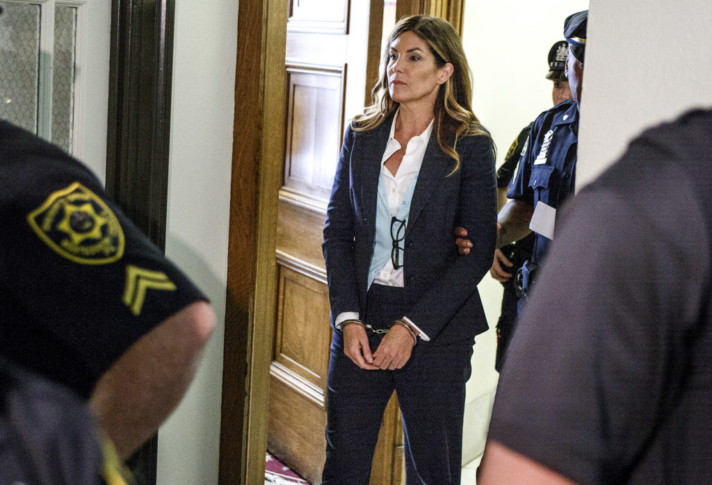 Ex-Attorney General Kathleen Kane sentencing