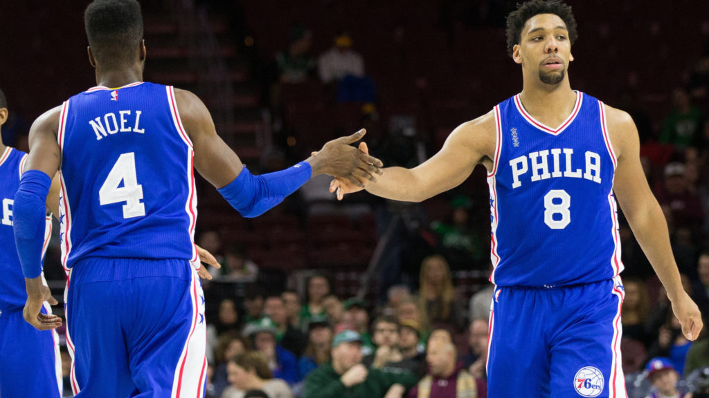 Sixers keep Jahlil Okafor at trade deadline, dealing the
