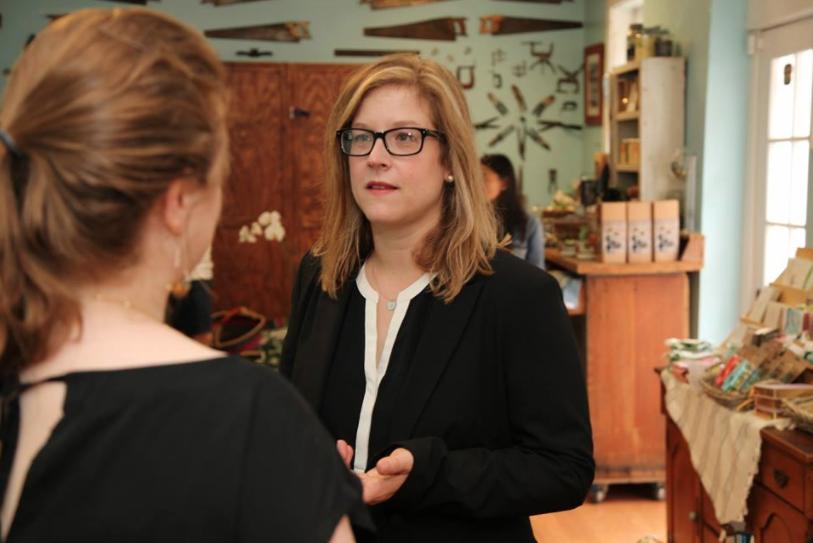 State Rep. Leanne Krueger-Braneky