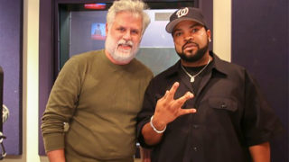 David Dye and Ice Cube