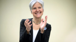Jill Stein in Arizona.