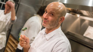 Marc Vetri at Vetri