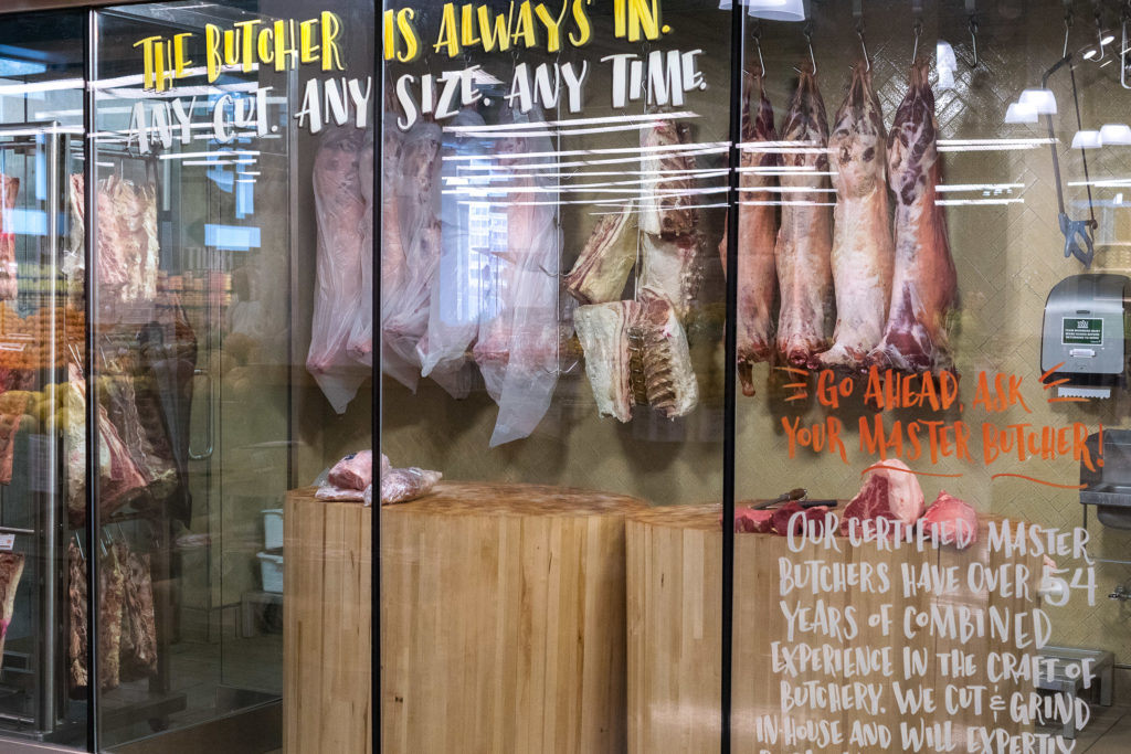 No bones about it, your meat comes from animals