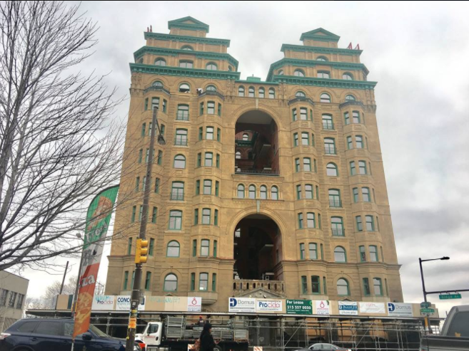 The Divine Lorraine apartments are (almost) move-in ready ...