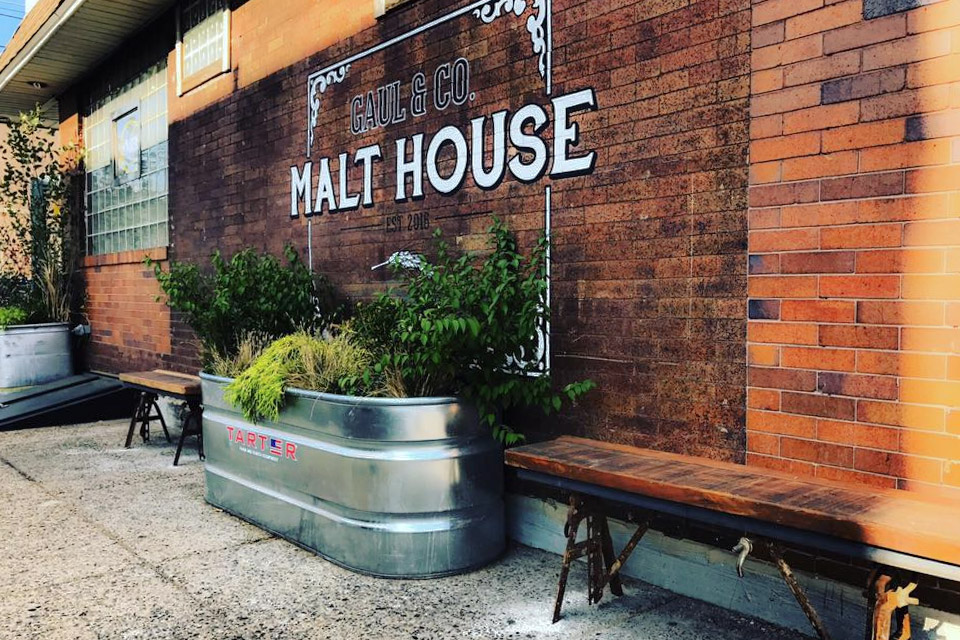 Gaul & Co. Malt House is a newcomer that wants to appeal to everyone