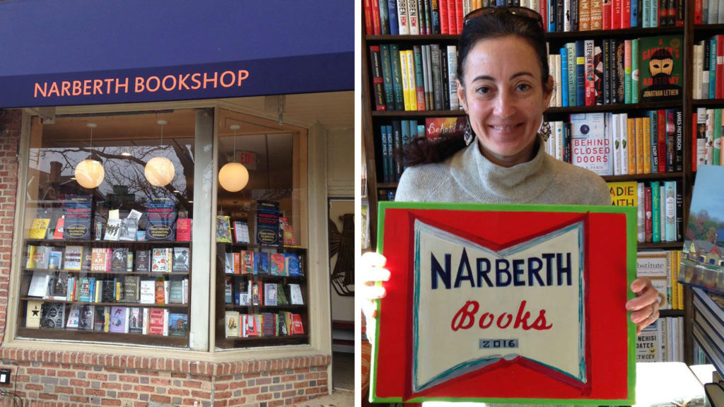 The Narberth Bookshop