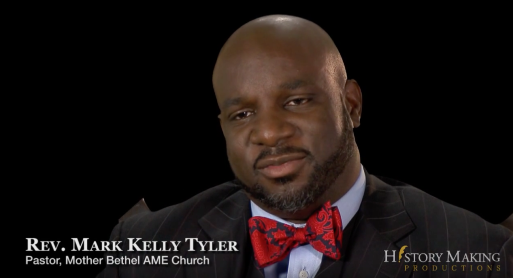 Rev. Mark Kelly Tyler