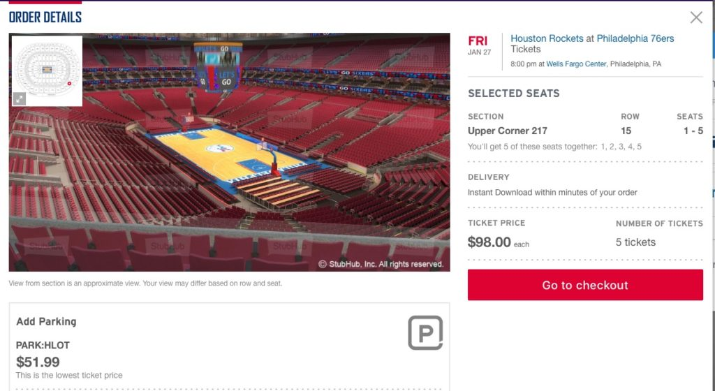 sixers-five-tickets