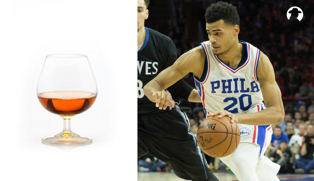 Timothe Luwawu-Cabarrot - French Connection