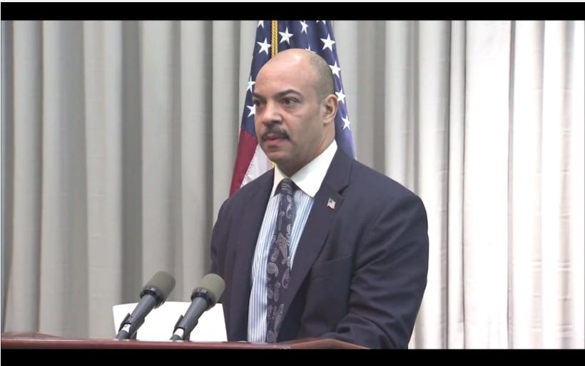 District Attorney Seth Williams