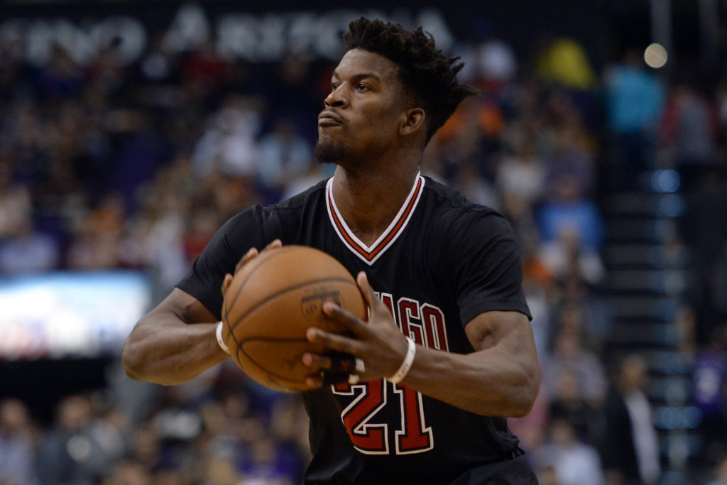 Wishful thinking: The Sixers need a guy like Bulls guard Jimmy Butler.